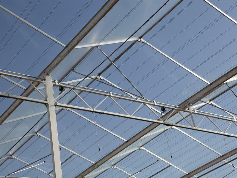 Image of Alcomij's Venlo roof system